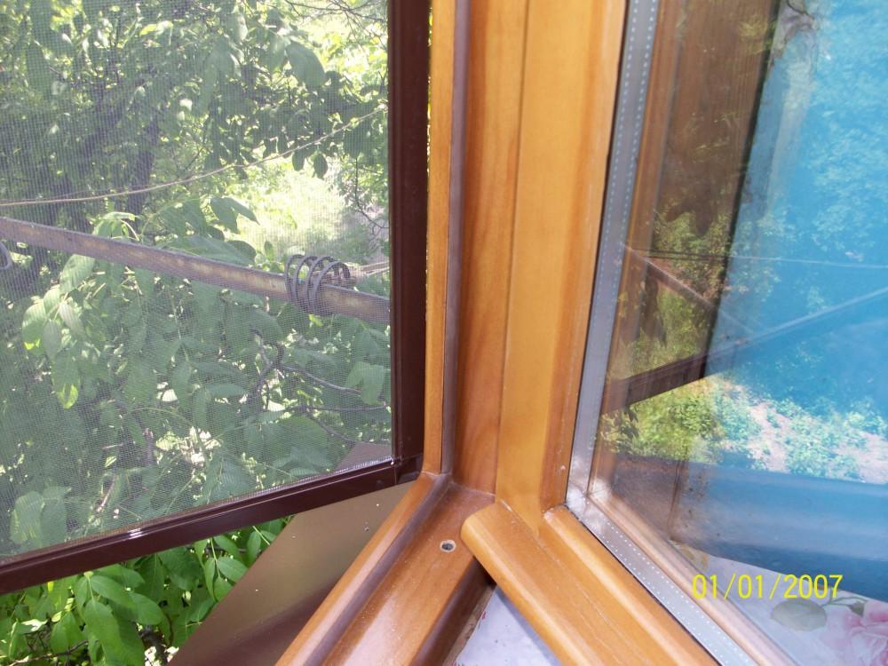 Как сделать деревянные рамы на балкон.