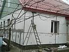 Утепление стен фасада дома