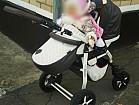 Продам детскую коляску Dada Paradiso Group Romance 2в1.