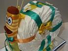 Торты из памперсов
