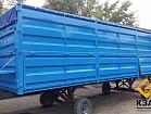 Кузов зерновоз, кузов под зерно, контейнер под зерно, кузов БДФ