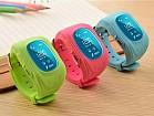 Детские смарт часы baby watch Q50 с GPS трекером