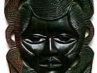 Африканская маска.        интерьерная.
