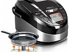 Мультиварка REDMOND MasterFry FM230 со сковородой, подъемный нагревательный элемент