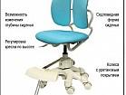 Орто кресло для школьника DUOREST KIDS DR 289 SG