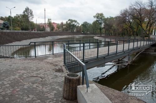 кривой мост рыбалка
