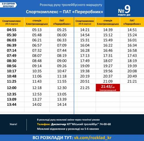 Новых троллейбусных маршрутов, которые едут с креса на заречный по новой линии расписание
