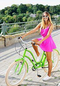 Велопарад девушек