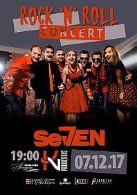 Seven, Rock 'n' Roll Concert