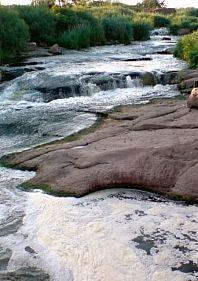 Токовские водопады + альпинизм