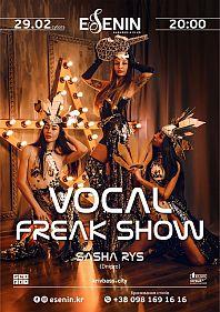 Vocal Freak Show