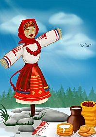 Масленица в Галушковке