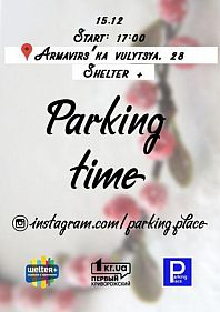 Parking Time
