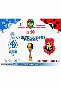 ВК Динамо - ВК Молодость