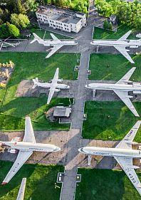 Экскурсия по самолетам криворожского авиаколледжа