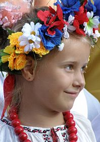 Моя барвиста держава, моя Україна!