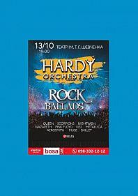Hardy Orchestra: Rock Ballads