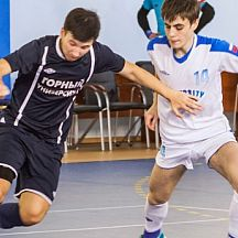 Міський турнір з міні-футболу