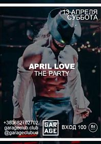 April love the party