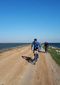 Велопоход вдоль левого берега Ингульца