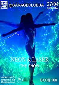 Neon & Laser Show