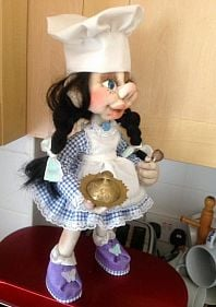 Лялька і казковий світ дитинства