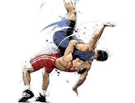 Чемпіонат з вільної боротьби