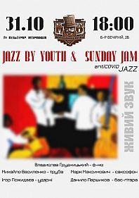 Jazz by youth & sunday jam