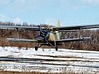 Послуги авіації з підживлення озимої пшениці та ріпаку