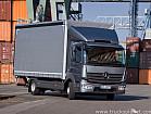 Запчасти на грузовые автомобили Mercedes