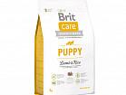 Brit Care Puppy-сухой Корм для щенков всех пород с ягненком и рисом.