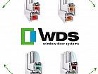 Пластиковые окна WDS | Профильные системы WDS | Профиль WDS | Металлопластиковые окна WDS (ВДС)
