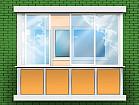 Цены на Балконы и Лоджии | Остекление Балконов и Лоджии | Окна на Балкон и Лоджию