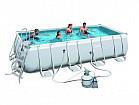 срочно продается каркасный бассейн