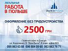 пакет документов без подбора вакансии всего за 2500 грн. ????
