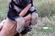 Милый щенок ищет хорошего хозяина
