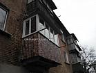 Ремонт балкона под ключ в городе Кривой Рог.