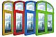 Цветные Пластиковые Окна | Ламинированные (Цветные) Окна | Цветные Окна