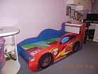 Детская кроватка Тачка Маквин.