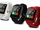 Часы Smart watch SU8 умные смарт часы.