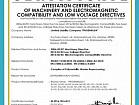 Европейский сертификат соответствия, СЕ сертификат
