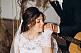 красивое нежное свадебное платье