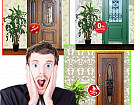 Входные Двери со Стеклом и Ковкой | Входную Дверь с Стеклопакетом и Коварными Элементами