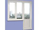 Металлопластиковые,окна, двери, лоджии