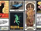 Эксклюзивные винтажные и современные плакаты