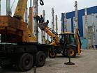 Демонтаж,строительство промышленных зданий и сооружений