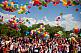 Гелиевые шары на выпускной
