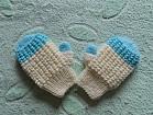 рукавички для малыша