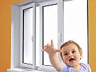 Окна с Защитой | Окна с Замком | Детские Окна | Безопасные Окна