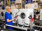 Рабочий на завод бытовой техники в Польшу